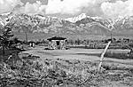Japanese Internment camp, Manzanar, California