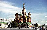 St. Basil's, Red Square, Moscow, Russia